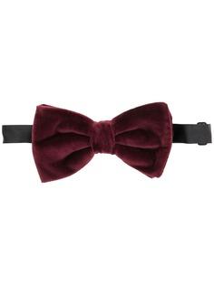 Dolce & Gabbana бархатный галстук-бабочка