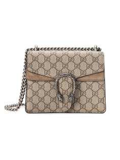 Gucci мини-сумка Dionysus GG Supreme
