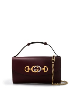 Gucci мини-сумка через плечо Zumi