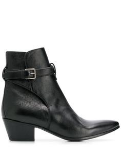 Saint Laurent ковбойские ботинки Jodhpur