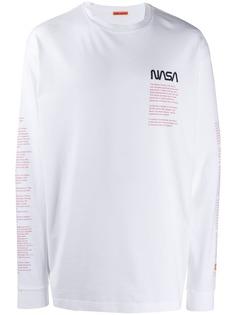 Heron Preston футболка NASA