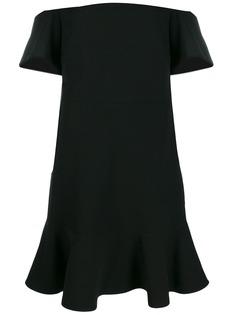 Michael Michael Kors платье с открытыми плечами