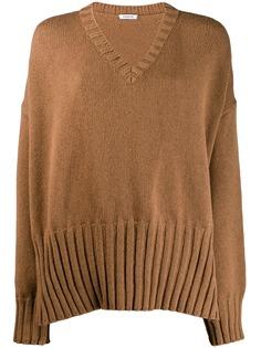 P.A.R.O.S.H. вязаный свитер оверсайз