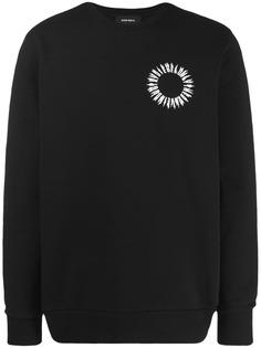 Diesel свитер с логотипом