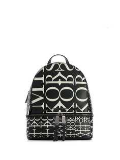 Michael Michael Kors рюкзак Rhea среднего размера с логотипом
