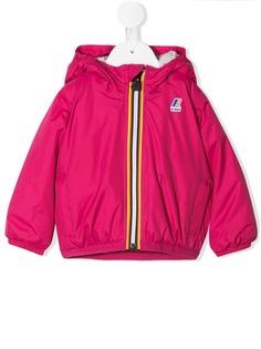 K Way Kids куртка на флисовой подкладке