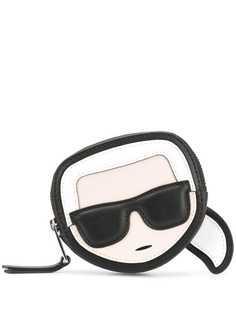 Karl Lagerfeld кошелек для монет K/Ikonik
