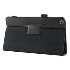 Чехол для планшета IT BAGGAGE ITHWM58L-1, черный, для Huawei Media Pad M5 lite 8