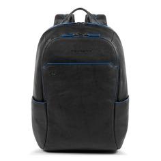 Рюкзак мужской Piquadro B2S CA3214B2S/N черный натур.кожа
