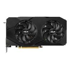 Видеокарта ASUS nVidia GeForce RTX 2060 , DUAL-RTX2060-O6G-EVO, 6Гб, GDDR6, OC, Ret