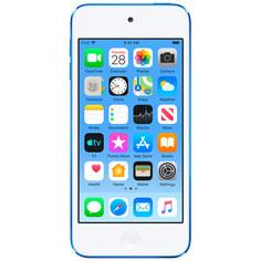 Плеер MP3 Apple iPod Touch 32Gb Blue (MVHU2RU/A)