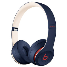 Наушники Bluetooth Beats Solo3 Wireless Club Navy (MV8W2EE/A)
