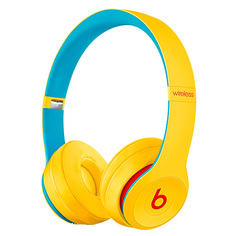 Наушники Bluetooth Beats Solo3 Wireless Club Yellow (MV8U2EE/A)