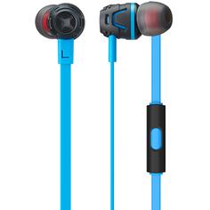 Спортивные наушники Phiaton by Cresyn C450S mic Neon Blue (CPU-ES0450BВ02)