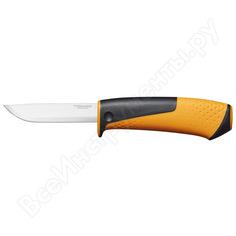 Универсальный нож с точилкой fiskars 1023618