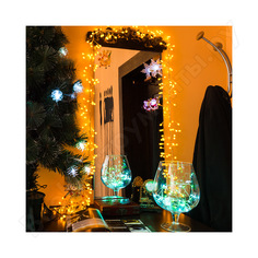 Набор прихожая neon-night цвет гирлянд белый 500-045