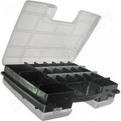 Двухсторонний органайзер для крепежа 295х226х76мм biber 65411 тов-101381