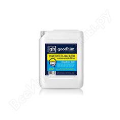 Очиститель фасадов и керамической плитки goodhim 600 концентрат 1:5, 1л 12738