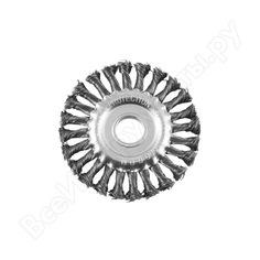 Щетка-крацовка дисковая, 175 мм, 22.2 мм hobbi 45-2-717