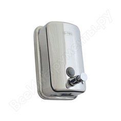 Дозатор для жидкого мыла 0,5 л. g-teq 8605 металл