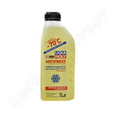 Стеклоомывающая жидкость концентрат 1л liqui moly antifrost scheiben-frostschutz konzentrat -70с 01120