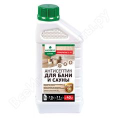 Антисептик sauna для бань и саун (концентрат)1 л prosept 004-1