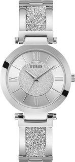 Женские часы в коллекции Dress Steel Женские часы Guess W1288L1