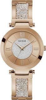 Женские часы в коллекции Dress Steel Женские часы Guess W1288L3