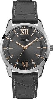 Мужские часы в коллекции Dress Steel Мужские часы Guess W1307G1