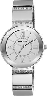 Женские часы в коллекции Crystal Женские часы Anne Klein 2947SMSV
