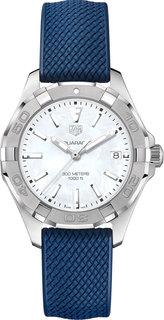 Швейцарские женские часы в коллекции Aquaracer Женские часы TAG Heuer WBD131A.FT6170