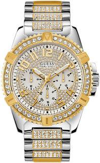 Мужские часы в коллекции Sport Steel Мужские часы Guess W0799G4