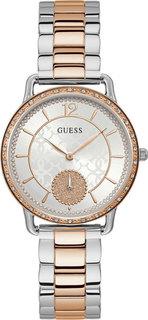 Женские часы в коллекции Dress Steel Женские часы Guess W1290L2