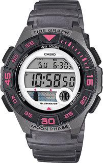 Японские женские часы в коллекции Collection Женские часы Casio LWS-1100H-8AVEF