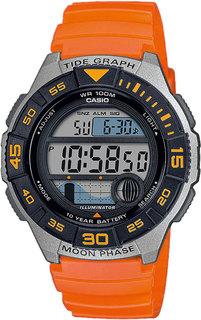 Японские мужские часы в коллекции Collection Мужские часы Casio WS-1100H-4AVEF