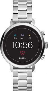 Женские часы в коллекции Q Venture HR Женские часы Fossil FTW6017