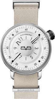 Швейцарские мужские часы в коллекции BB-01 Мужские часы Bomberg CT43H3SS.02-1.9