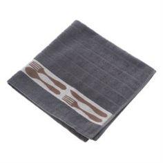Кухонные полотенца Полотенце кухонное Kraсht для рук махровое: 50х50 Kraht