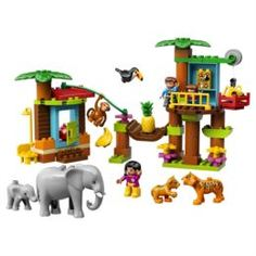 Конструкторы, пазлы Конструктор LEGO Duplo Town Тропический остров 10906