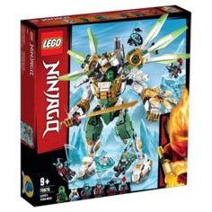Конструкторы, пазлы Конструктор LEGO Ninjago Механический Титан Ллойда 70676