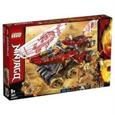 Конструкторы, пазлы Конструктор LEGO Ninjago Райский уголок 70677