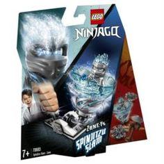 Конструкторы, пазлы Конструктор LEGO Ninjago Бой мастеров кружитцу-Зейн 70683