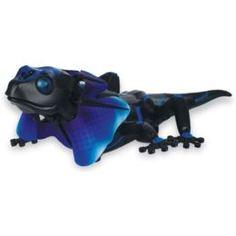 Радиоуправляемые модели Игрушка 1TOY Robo Pets Плащеносная ящерица