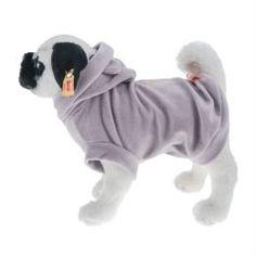 Амуниция Куртка для собак Happy Puppy гламур(коричневая)-4 32 см
