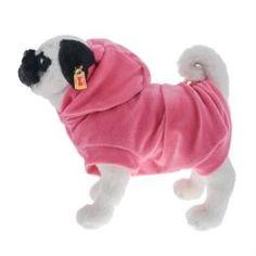 Амуниция Куртка для собак Happy Puppy гламур(розовая)-2 24 см