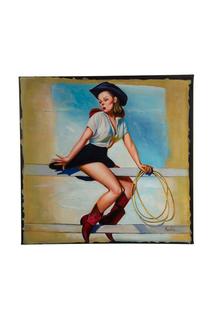 """Картина """"Ретро 60-х годов"""" JANE AND JACK ART STUDIO"""