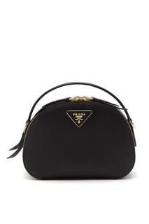 Черная сумка Odette Prada