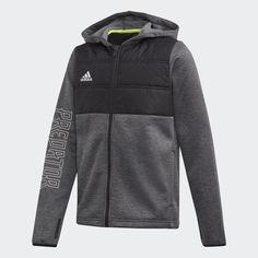 Утепленная толстовка adidas Athletics