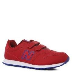Кроссовки NEW BALANCE YV500 темно-красный