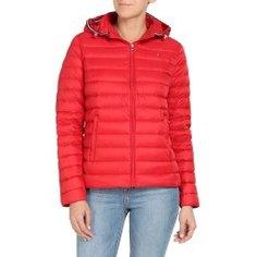 Куртка TOMMY HILFIGER WW0WW25155 красный